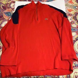 Lacoste sweater 2xl